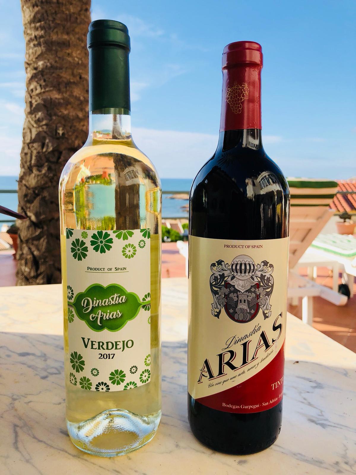 Vinos-DINASTIA ARIAS